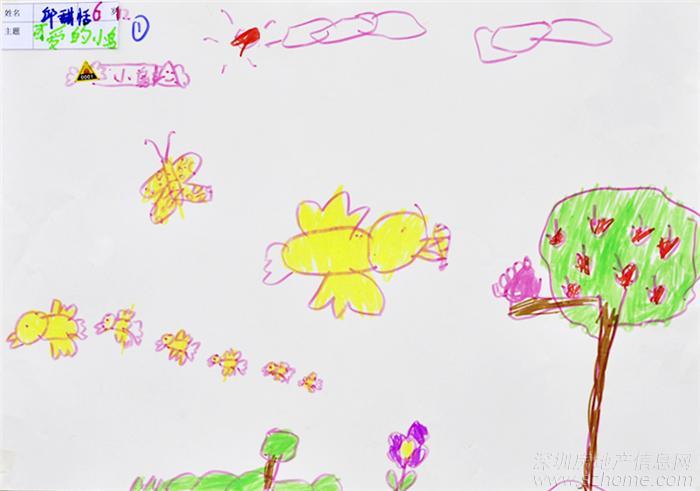 关于孩子画画,父母可以做的其实非常简单 家长自己没有绘画天赋不要紧,不用报美术班,不用请教绘画大师,家长要做的很简单,就是给孩子画纸和画笔。 1岁的时候,戳出第一个小点; 2岁的时候,画出第一道弧线; 3岁的时候,画成第一个圆形; 5岁的时候,颜色用的乱七八糟; 请为孩子的稚嫩笔迹欢呼,欣喜地守护孩子的这种能力,给孩子画纸和画笔,为孩子创造绘画活动的环境与氛围,孩子画画的时候不要打扰她,画完之后听孩子用自己的语言说她画的是什么。 以及避开这些误区:教孩子画形象,画形象给孩子看,指导孩子用色,让孩子全部涂满