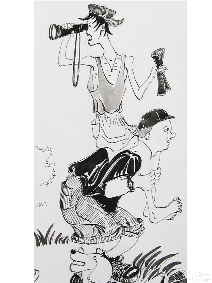 深圳南山时装画手绘漫画动画效果图美术培训