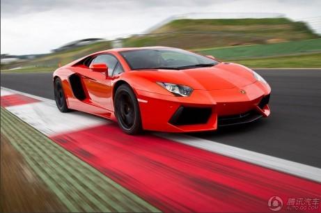 2012款兰博基尼aventador lp700 4超级跑车高清图片