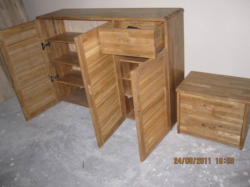 全实木鞋柜木蜡油
