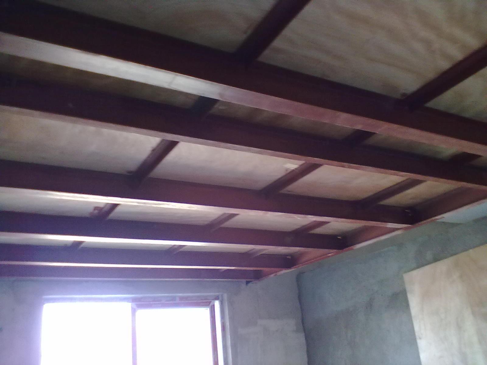 裝修論壇 施工隊園地  > 復式鋼結構鋼木結構閣樓焊接施工過程   9樓