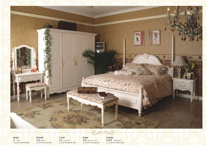 田园风格家具→(白色/欧式/现代家具)