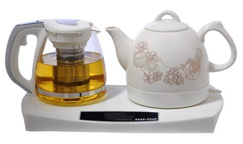 > [转让]低价转让格顿陶瓷电热水壶套装
