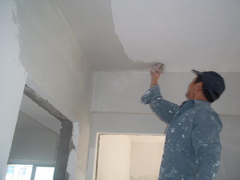 拆转角鞋柜玄关,另铺两小房共15平米地砖 原来是复合地板需高清图片