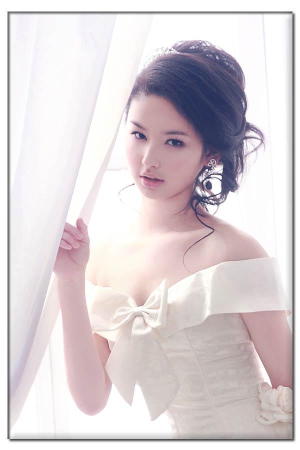 韩式新娘化妆 专业彩妆造型