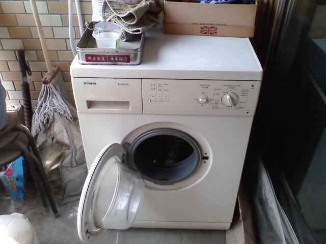 西门子滚桶式extra50洗衣机