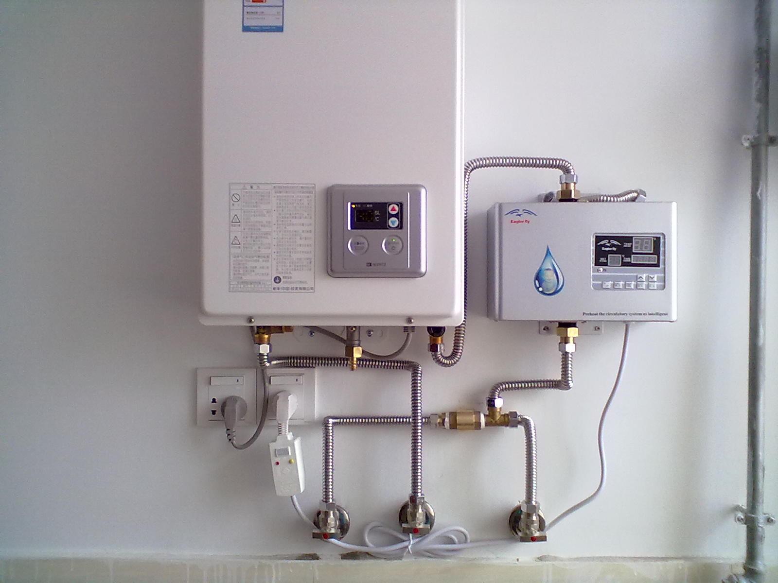 装修论坛  装修采购  > 循环水系统(回水器)安装   热水循环系统在我图片