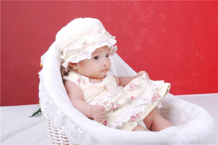 可爱笑容的宝贝11