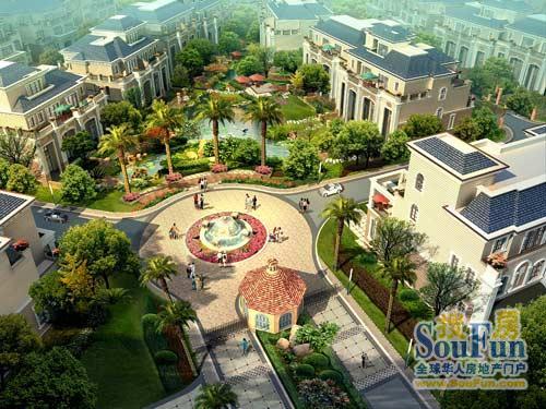 【十二橡树庄园】深圳唯一双地铁口城市中心别