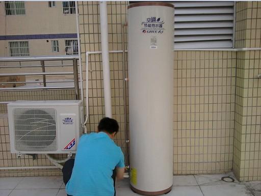 深圳格力壁挂式空气能热水器抢先登场,需要者可以抢购
