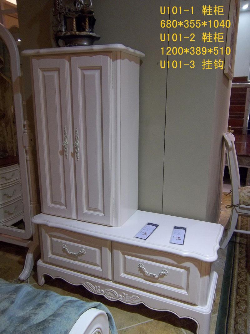白色实木家具→(欧式/田园/现代家具)