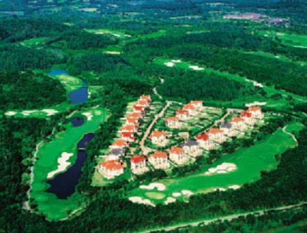 图二:观塘富人片区的俯视图