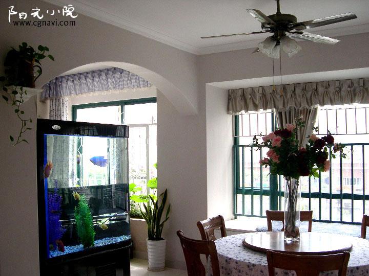 棕榈堡花园温馨阳光装修图集