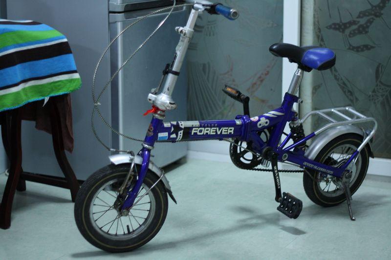 永久折叠变速自行车 折叠变速自行车 奥迪折叠变速自行车