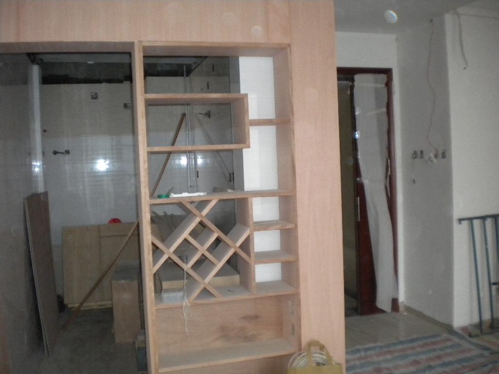 木工玄关衣柜效果图