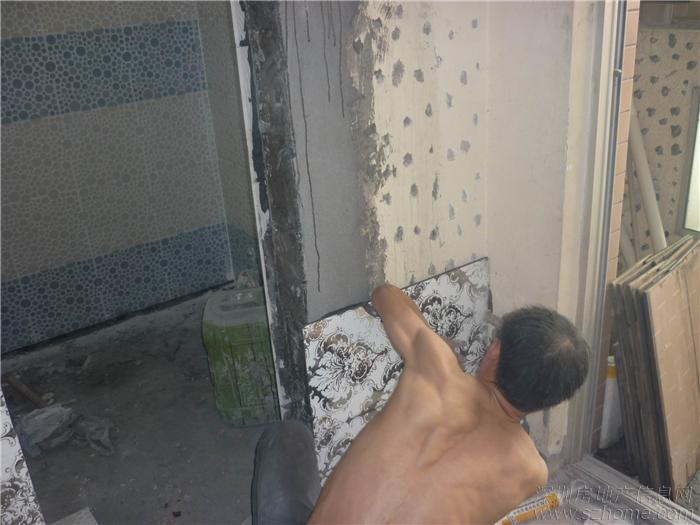厨房泥水安装步骤图