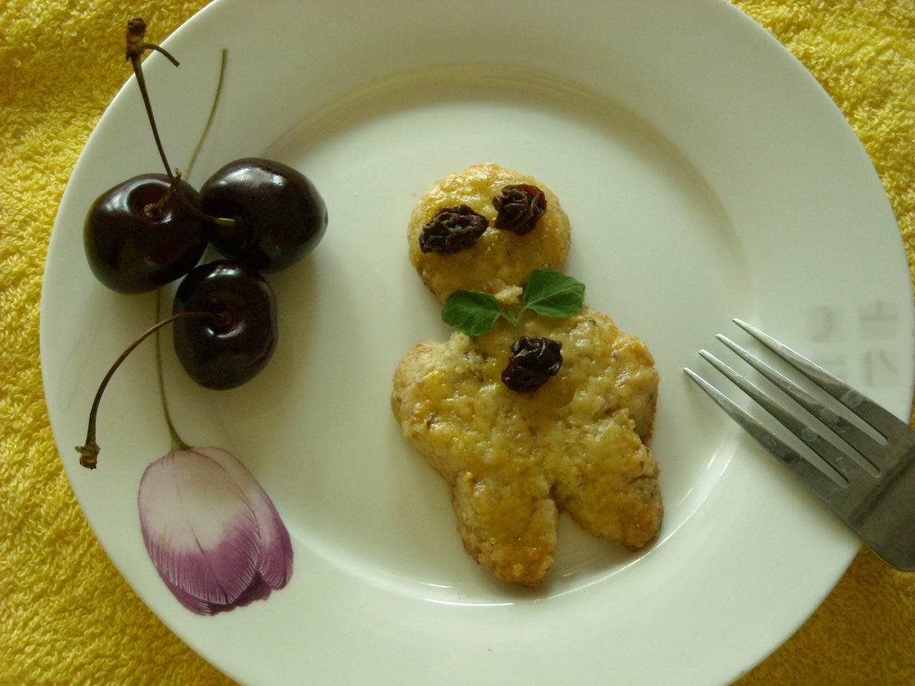 童心玩烘焙:可爱的卡通饼干