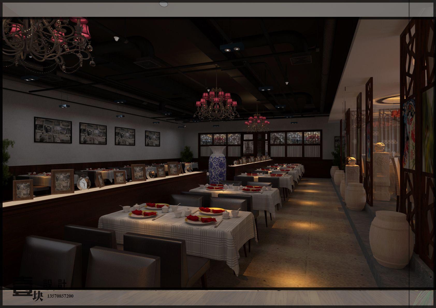 室外主题餐厅设计