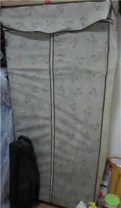 一米二衣柜组装步骤图解